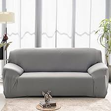 Ikea Hovas Sofa Slipcover Amazon Com Durabale Dense Cotton Three Seat Hovas Sofa Cover