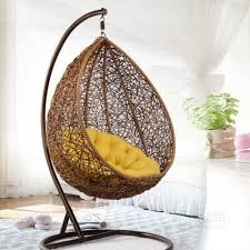 Hammock Swing With Stand Bedroom Furniture Sets Hanging Rattan Chair Hammock With Stand