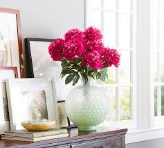 Fake Peonies 10 Beautiful Faux Botanicals For Spring Tidbits U0026twine