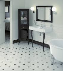octagon homes interiors tile cool black and white octagon floor tile home interior
