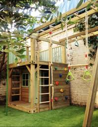 how to turn the backyard into the most awesome playground for kids