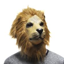 popular lion mask halloween buy cheap lion mask halloween lots