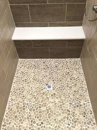 Bathroom Shower Floor Ideas Tile Shower Floor Image Of Shower Floor Tiles Modern Tile Shower