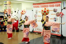 this weekend u0027s rising tohoku food fair in torrance offers unique