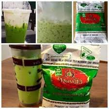 cara membuat thai tea latte thai green tea 11street malaysia green tea others