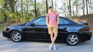 pontiac aztek ricer 2002 pontiac grand am gt college cars episode 16 youtube