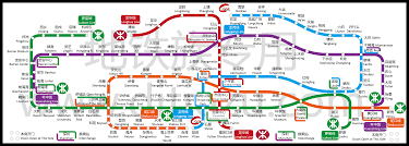 Shenzhen Metro Map In English by Shenzhen Public Transport Page 8 Skyscrapercity
