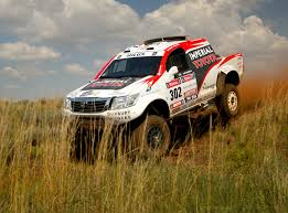 dakar2013 imperial toyota hilux piloted by 2009 dakar winners