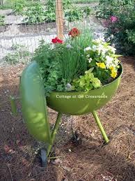a roundup of creative garden containers fairy garden containers