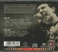 106 7 the fan live pearl jam fox theatre atlanta ga 3rd april 94 vinyl at juno records
