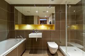 25 wonderful pictures and ideas of gold bathroom wall tiles 21