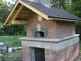 Brick Oven Backyard by Best 25 Masonry Oven Ideas On Pinterest Wood Oven Outdoor