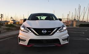 nissan sentra apple carplay 2017 nissan sentra nismo road test review by ben lewis