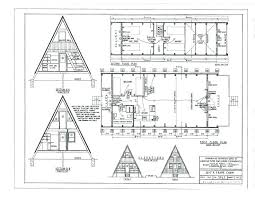 simple a frame house plans small a frame house plans house plans