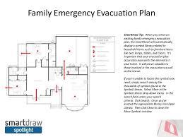 Evacuation Floor Plan Template Smartdraw Spotlight Do You Have An Emergency Evacuation Plan