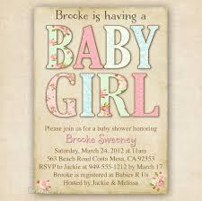 shabby chic baby shower invitations u2013 gangcraft net
