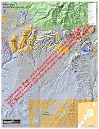 Elk Population Map Map Of Colorado State Yongcheng Zhou Direction To Fort Collins
