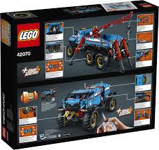 lego technic porsche lego technic 6 x 6 visureigis vilkikas 42070 varle lt