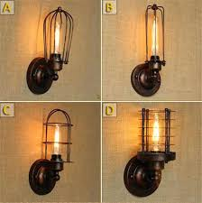 Vintage Industrial Wall Sconce Industrial Wall Sconce Nativeres Org