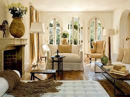 Splendid Country French Living Room Picture In Family Room Decor - Country family room ideas