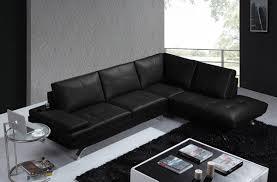 Black Sectional Sofas Black Sectional Sofas Gallery Of Wonderful Microfiber K8496 3pl