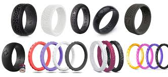 rubber wedding ring top 10 best silicone wedding rings in us in 2018 best silicone