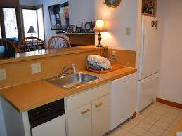 Kitchen Trash Compactor by Samoset Resort Townhome 3 Bdrm With Loft An Vrbo