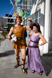 hercules and meg costumes for halloween best 20 comic con ideas on pinterest casual cosplay
