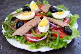 recette cuisine nicoise salade nicoise eutourism