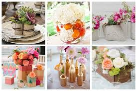 photo centerpieces 25 stunning diy wedding centerpieces to make on a budget ideal me