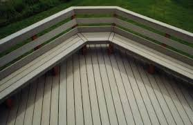 benches built for comfort professional deck builder design