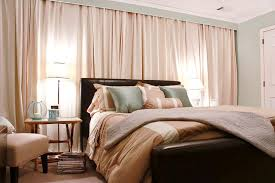 Curtains On The Wall Covering A Whole Wall With Curtains Gopelling Net