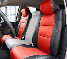2008 toyota tundra seat covers tundra leather seats ebay