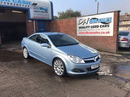 opel convertible used vauxhall astra convertible 1 9 cdti design twin top 2dr in