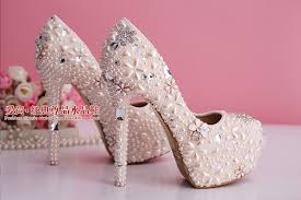 Light Pink Wedding Shoes Wedding Dresses Princess Style Picture More Detailed Picture