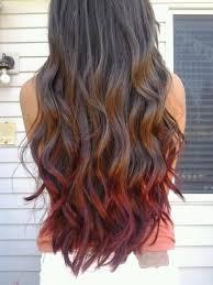 dye bottom hair tips still in style the 25 best red dip dye ideas on pinterest red dip dye hair