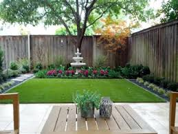 Arizona Backyard Landscaping by Turf Grass El Mirage Arizona Backyard Deck Ideas Natural