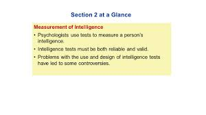 chapter 9 intelligence ppt video online download