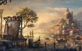 People Painting 2560x1600 pretty venice people painting desktop pc and mac wallpaper
