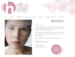 makeup artists websites makeup artist website design web design templates make up artists