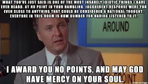 No Response Meme - my response to the stupid stuff people post meme on imgur