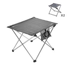 lightweight folding table and chairs cing foldable table compact lightweight folding roll up table