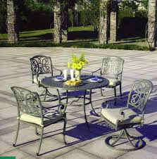 hanamint cast aluminum patio furniture home design ideas and