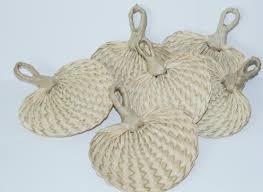 raffia fans lauhala baskets boxes palm leaf bags lauhala mats