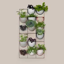 wallment wire grid herb wall scandinavian style nordic design