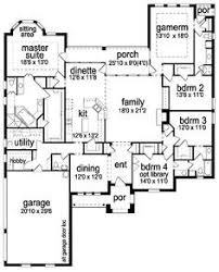 four bedroom house plans one 4909 best floor plans images on house plans