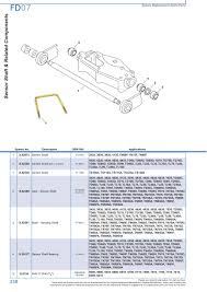 ford hydraulic pumps page 244 sparex parts lists u0026 diagrams