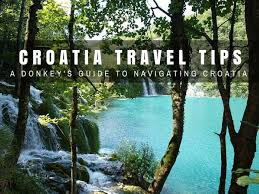 Travel Tips images Croatia travel guide 2019 travel tips for croatia chasing the jpg