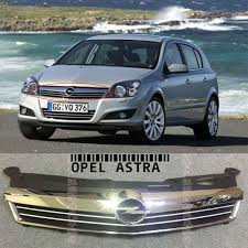 opel astra 2004 aliexpress com buy front chrome racing grilles for opel antara