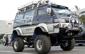 mitsubishi delica l300 off road kit pinterest land rovers